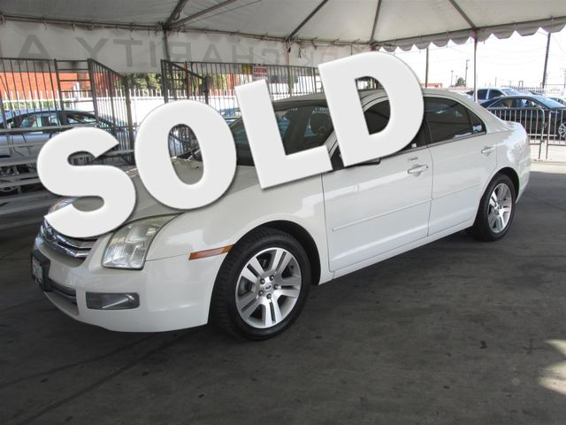 2009 Ford Fusion SEL Please call or e-mail to check availability All of our vehicles are availa