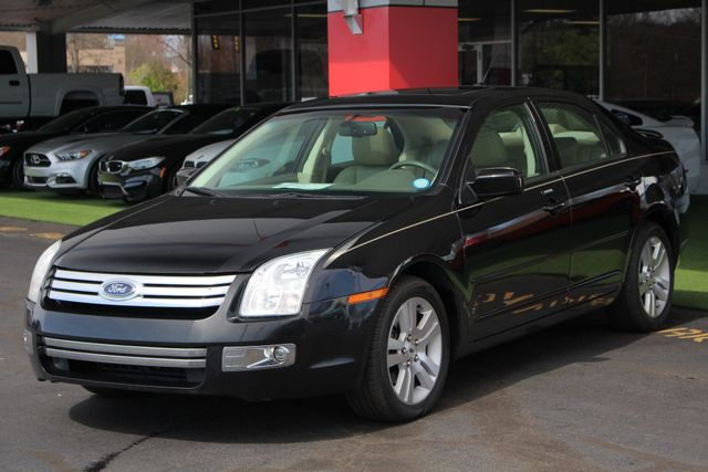 2009 Ford Fusion SEL FWD - MOON & TUNE PKG - HEATED LEATHER! Mooresville , NC 22