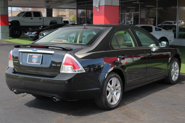 2009 Ford Fusion SEL FWD - MOON & TUNE PKG - HEATED LEATHER! Mooresville , NC 23