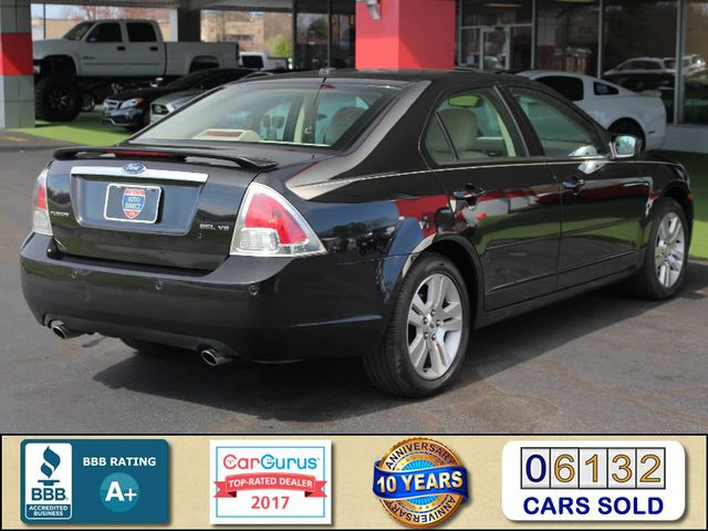 2009 Ford Fusion SEL FWD - MOON & TUNE PKG - HEATED LEATHER! Mooresville , NC 2