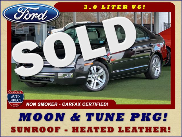 2009 Ford Fusion SEL FWD - MOON & TUNE PKG - HEATED LEATHER! Mooresville , NC 0