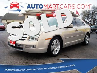 2009 Ford Fusion SEL | Nashville, Tennessee | Auto Mart Used Cars Inc. in Nashville Tennessee