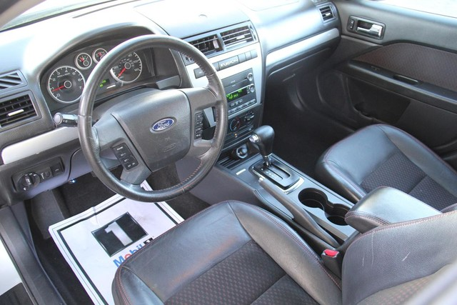 2009 Ford Fusion SE Santa Clarita, CA 8