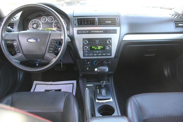 2009 Ford Fusion SE Santa Clarita, CA 7