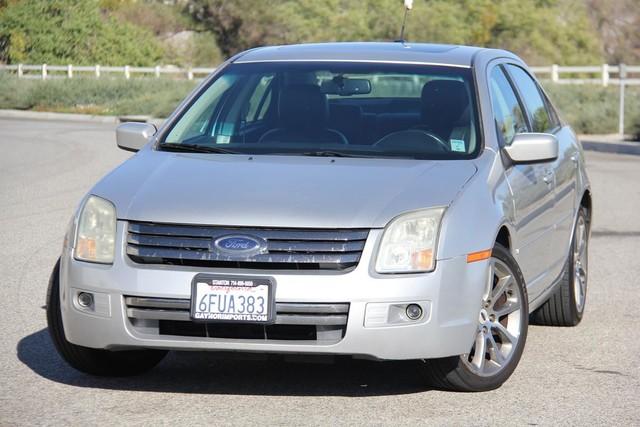 2009 Ford Fusion SE Santa Clarita, CA 4