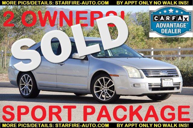 2009 Ford Fusion SE Santa Clarita, CA 0