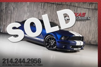 2009 Ford Mustang Shelby GT500 With Upgrades in Addison