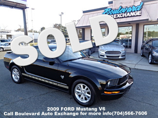 2009 Ford Mustang Charlotte, North Carolina