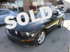 2009 Ford Mustang Gt California Package 2-DOOR COUPE  CLEAN CARFAX!!! Thibodaux, Louisiana