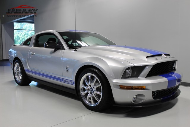 2009 Ford Mustang Shelby GT500KR Merrillville, Indiana 6