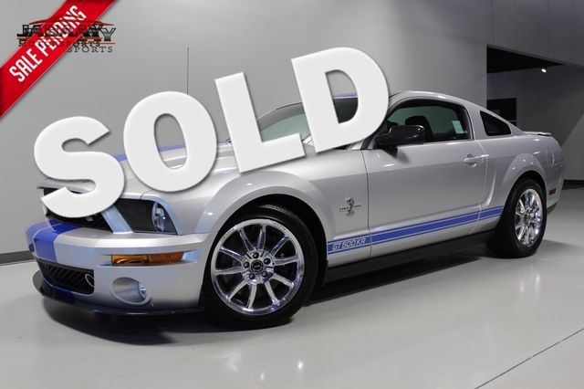 2009 Ford Mustang Shelby GT500KR Merrillville, Indiana 0
