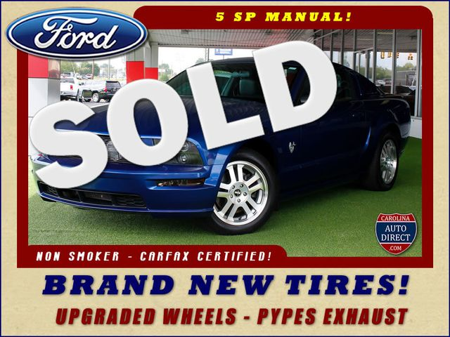 2009 Ford Mustang GT Premium - NEW TIRES - PYPES EXHAUST! Mooresville , NC 0