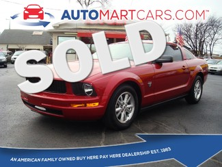 2009 Ford Mustang Nashville, Tennessee
