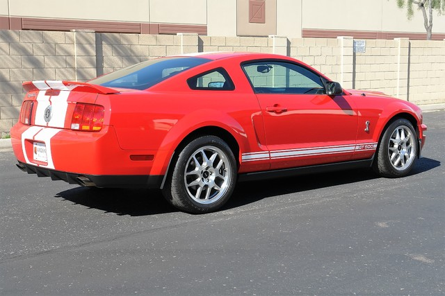 2009 Ford Mustang Shelby GT500 Phoenix, AZ 4