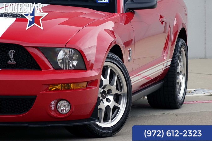 2009 Ford Mustang Shelby GT500  in Plano, Texas