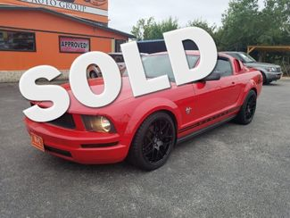 2009 Ford Mustang V6 Coupe San Antonio, TX