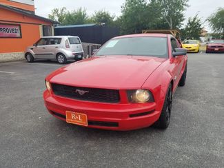 2009 Ford Mustang V6 Coupe San Antonio, TX 1