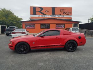 2009 Ford Mustang V6 Coupe San Antonio, TX 8