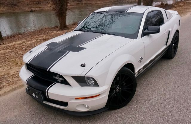 2009 Ford Mustang Shelby GT500 Super Snake Valley Park, Missouri 2