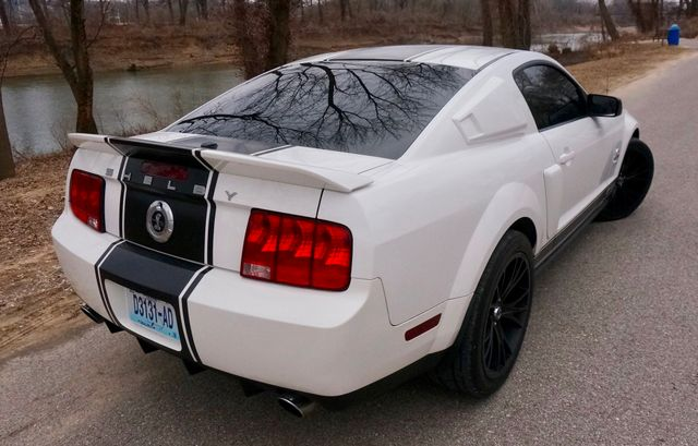 2009 Ford Mustang Shelby GT500 Super Snake Valley Park, Missouri 9