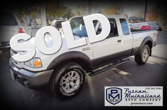 2009 Ford Ranger FX4 Off-Road 4x4 Pickup Chico, CA