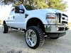2009 Ford Super Duty F-250 Lariat 4X4 6.4L Powerstroke Diesel Auto LIFTED Sealy, Texas