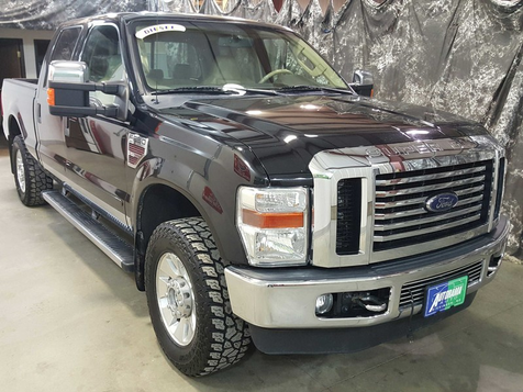 2009 Ford Super Duty F-250 SRW Lariat CREW 6.4 power stroke in , ND