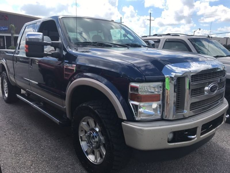 2009 Ford Super Duty F-250 SRW King Ranch  city LA  AutoSmart  in Harvey, LA