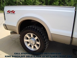 2009 Ford Super Duty F-250 SRW KING RANCH, DPF DELETE, 20's, NEW FRONT END in Memphis, Tennessee