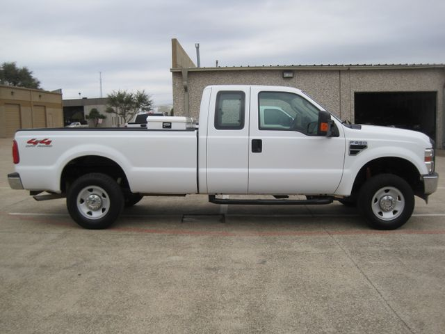 2009 Ford Super Duty F250 4x4 Off Road, Super Cab 1 Owner, Lo Miles, X/Nice. Plano, Texas 6