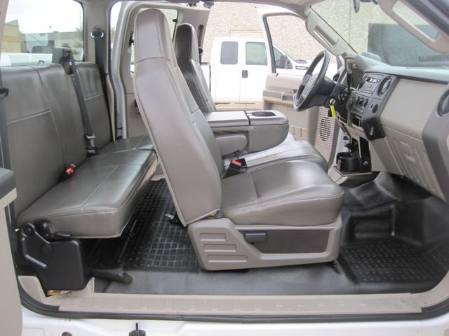 2009 Ford Super Duty F250 4x4 Off Road, Super Cab 1 Owner, Lo Miles, X/Nice. Plano, Texas 16