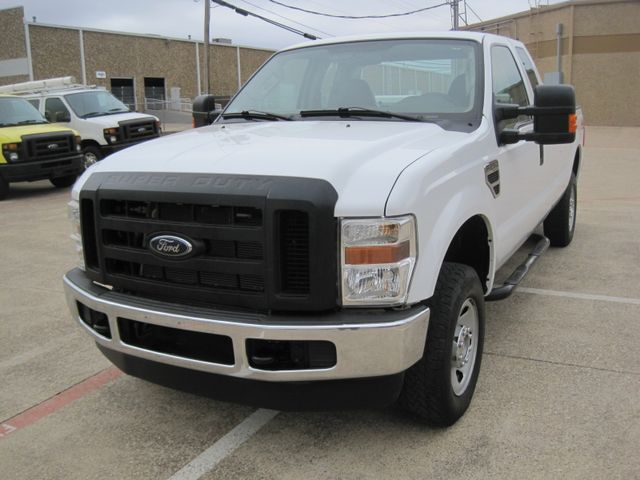 2009 Ford Super Duty F250 4x4 Off Road, Super Cab 1 Owner, Lo Miles, X/Nice. Plano, Texas 3