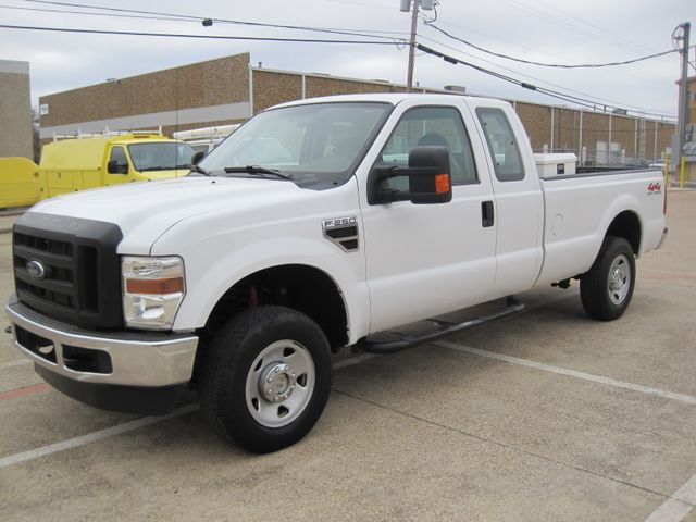 2009 Ford Super Duty F250 4x4 Off Road, Super Cab 1 Owner, Lo Miles, X/Nice. Plano, Texas 4