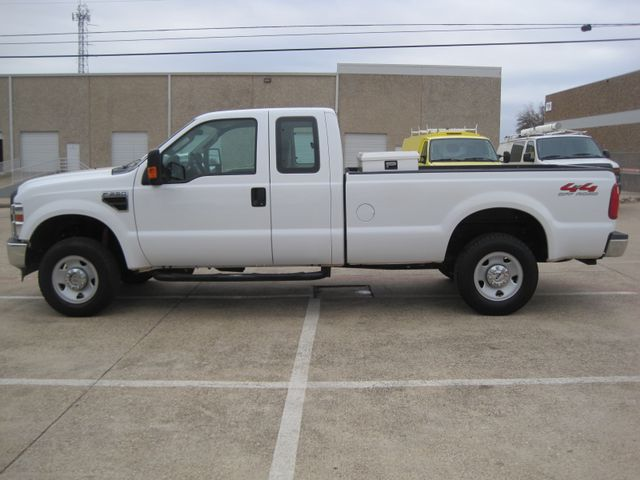 2009 Ford Super Duty F250 4x4 Off Road, Super Cab 1 Owner, Lo Miles, X/Nice. Plano, Texas 5