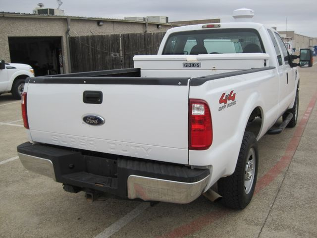 2009 Ford Super Duty F250 4x4 Off Road, Super Cab 1 Owner, Lo Miles, X/Nice. Plano, Texas 10