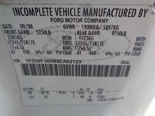 2009 Ford Super Duty F-350 DRW XL Corpus Christi, Texas 24
