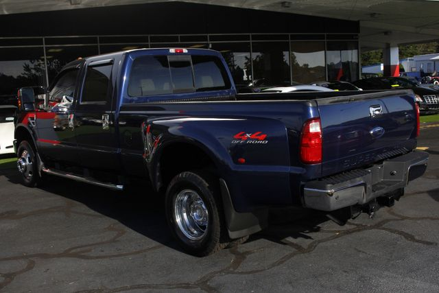 2009 Ford Super Duty F-350 DRW LARIAT PLUS Crew Cab Long Bed 4x4 OFF ROAD Mooresville , NC 23