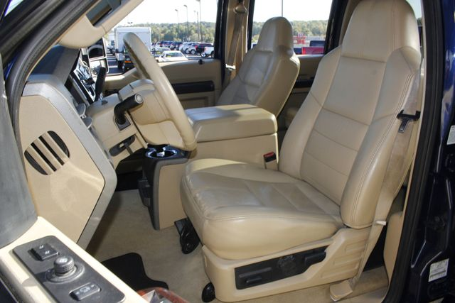 2009 Ford Super Duty F-350 DRW LARIAT PLUS Crew Cab Long Bed 4x4 OFF ROAD Mooresville , NC 7