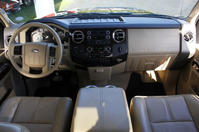 2009 Ford Super Duty F-350 DRW LARIAT PLUS Crew Cab Long Bed 4x4 OFF ROAD Mooresville , NC 26