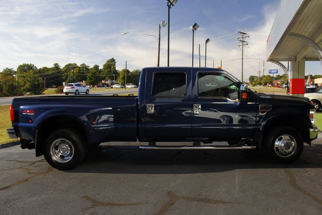 2009 Ford Super Duty F-350 DRW LARIAT PLUS Crew Cab Long Bed 4x4 OFF ROAD Mooresville , NC 13