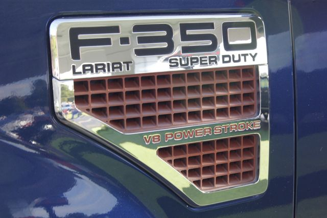 2009 Ford Super Duty F-350 DRW LARIAT PLUS Crew Cab Long Bed 4x4 OFF ROAD Mooresville , NC 25
