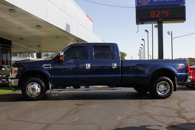 2009 Ford Super Duty F-350 DRW LARIAT PLUS Crew Cab Long Bed 4x4 OFF ROAD Mooresville , NC 14