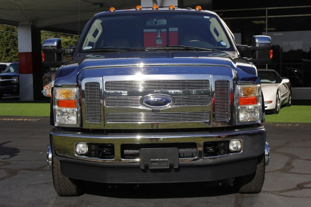 2009 Ford Super Duty F-350 DRW LARIAT PLUS Crew Cab Long Bed 4x4 OFF ROAD Mooresville , NC 15
