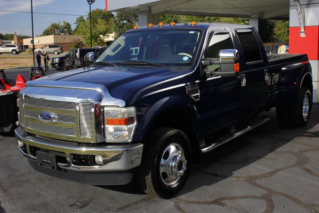 2009 Ford Super Duty F-350 DRW LARIAT PLUS Crew Cab Long Bed 4x4 OFF ROAD Mooresville , NC 21