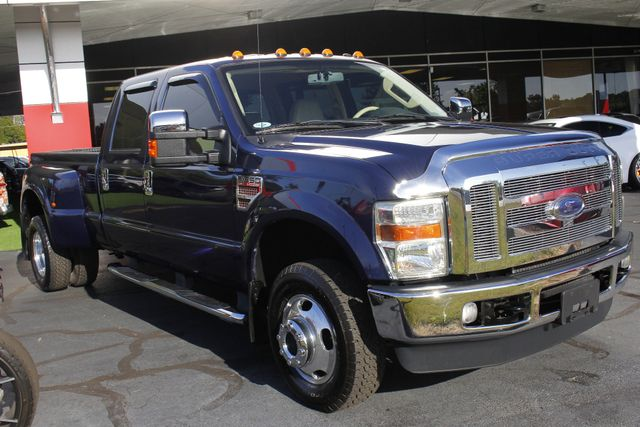 2009 Ford Super Duty F-350 DRW LARIAT PLUS Crew Cab Long Bed 4x4 OFF ROAD Mooresville , NC 20