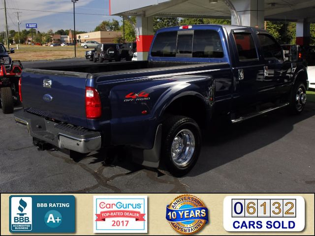 2009 Ford Super Duty F-350 DRW LARIAT PLUS Crew Cab Long Bed 4x4 OFF ROAD Mooresville , NC 2