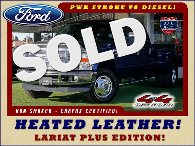 2009 Ford Super Duty F-350 DRW LARIAT PLUS Crew Cab Long Bed 4x4 OFF ROAD Mooresville , NC 0