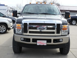 2009 Ford Super Duty F-350 KING RANCH V10 SRW 4WD Crew Cab in Des Moines, IA