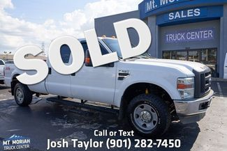 2009 Ford Super Duty F-350 SRW XL | Memphis, TN | Mt Moriah Truck Center in Memphis TN