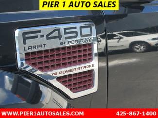 2009 Ford Super Duty F-450 DRW Lariat Seattle, Washington 23